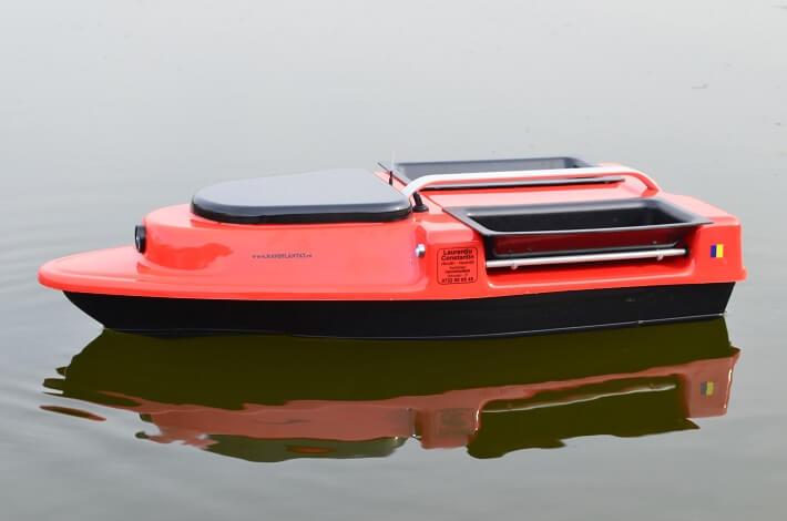 navomodel 2020 barca de plantat si nadit